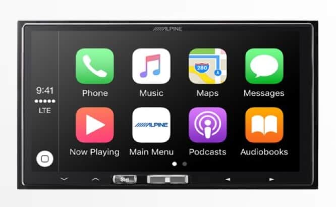 Alpine releases first aftermarket Wireless CarPlay System