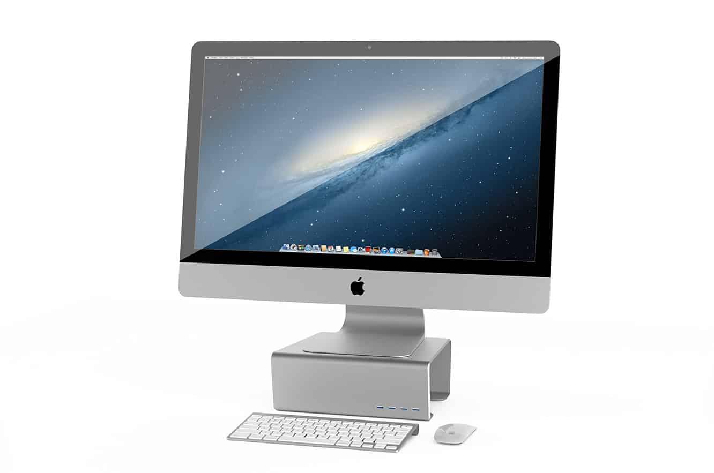 Satechi Premium Aluminum Monitor Stand