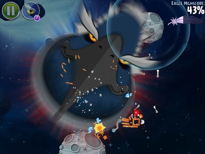 Apps: Angry Birds Space 2.0, Catan 4.0.5, Disney Villains Challenge + Rival Knights