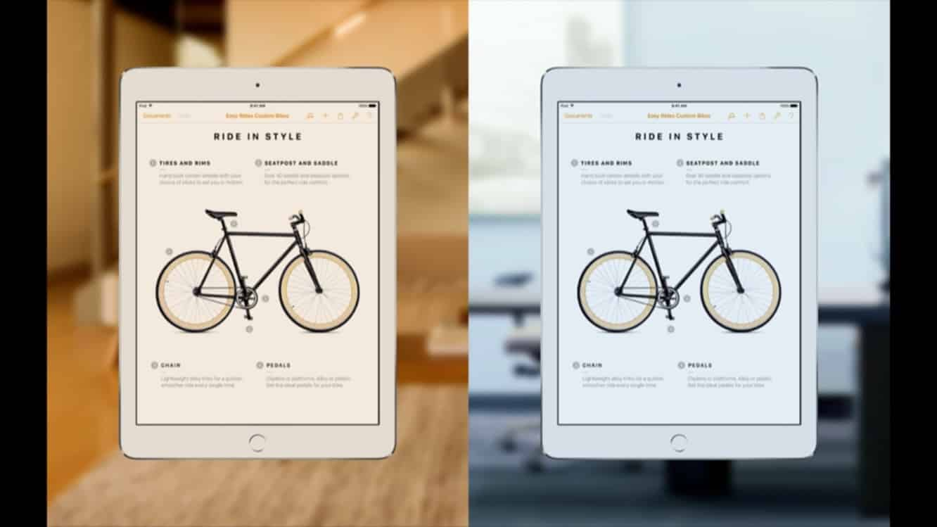 Apple unveils 9.7-inch iPad Pro, adds 256GB capacities to Pro lineup