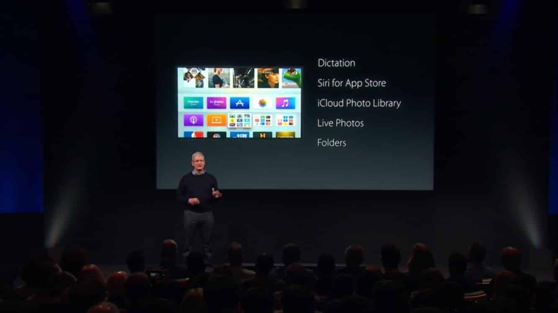 Apple formally unveils tvOS 9.2 update