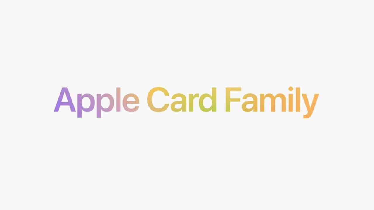 Apple Card Family detailed in new support page