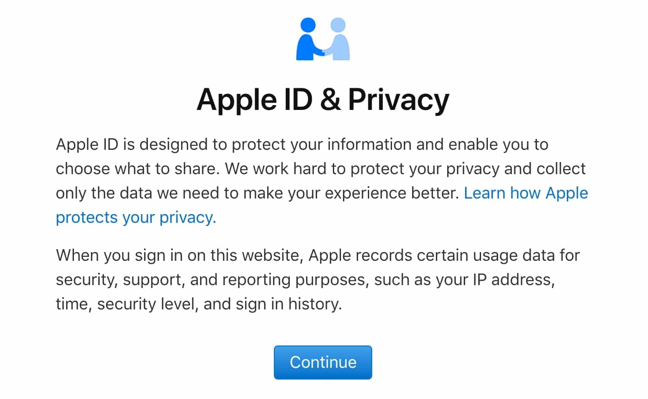 Apple launches new 'Data and Privacy' page allowing EU users to download all of their data