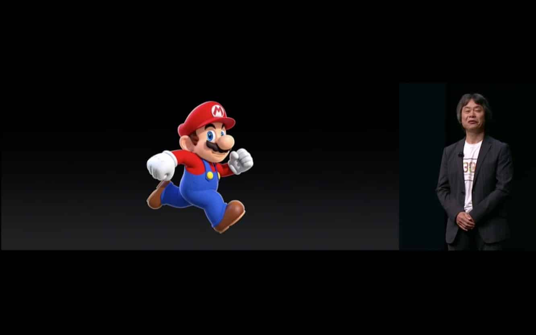 Super Mario Run coming to iPhone
