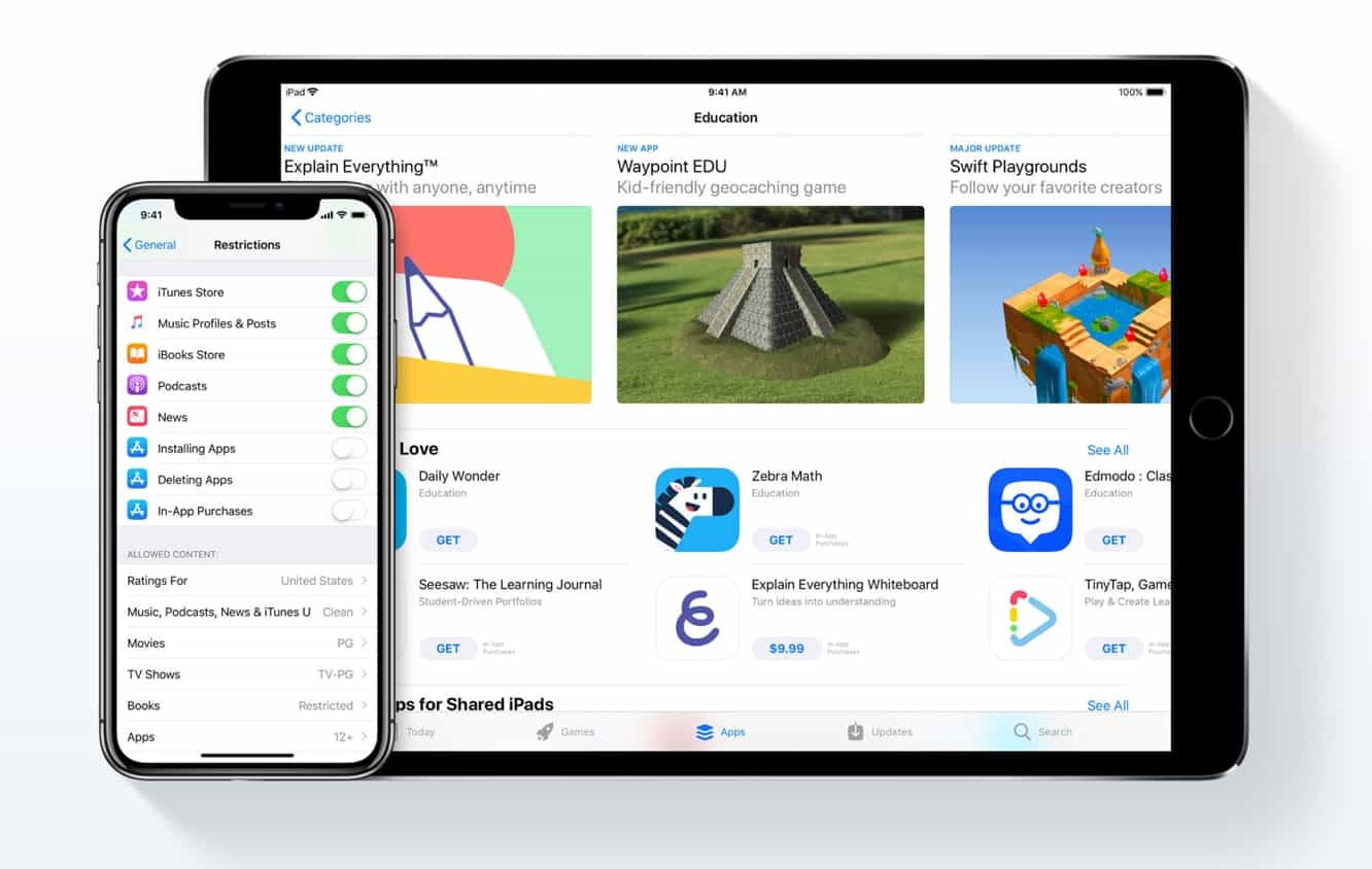 Apple's new 'Families' page provides a unified collection of tips for parents