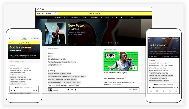 Apple Music partners with Genius lyrics service