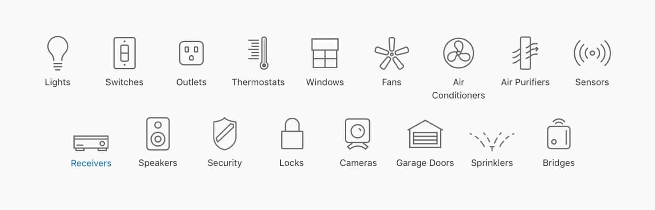 Apple adds new category for AirPlay 2 receives to HomeKit accessories page