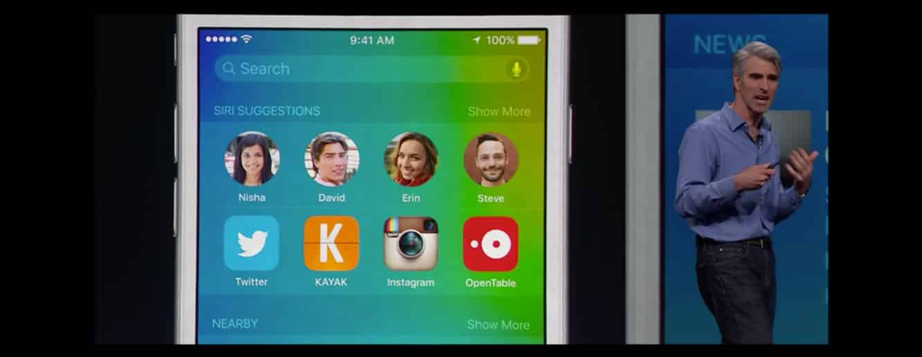 Apple debuts iOS 9, introduces Proactive Assistant