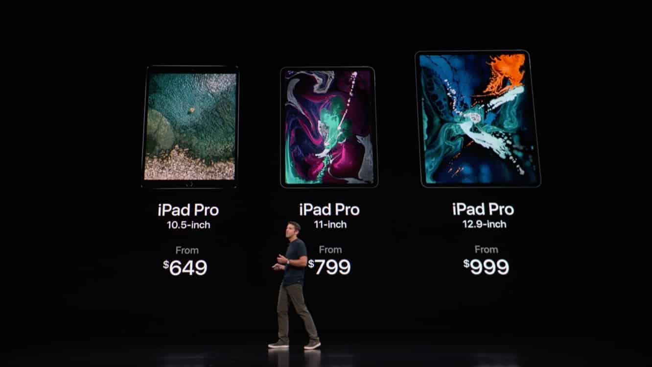 "Apple keeps 10.5"" iPad Pro in lineup alongside new 2018 models"