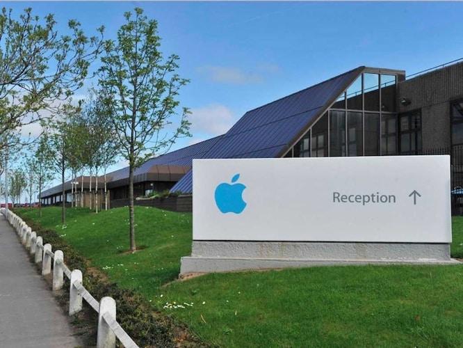 Apple moving international iTunes operations to Ireland