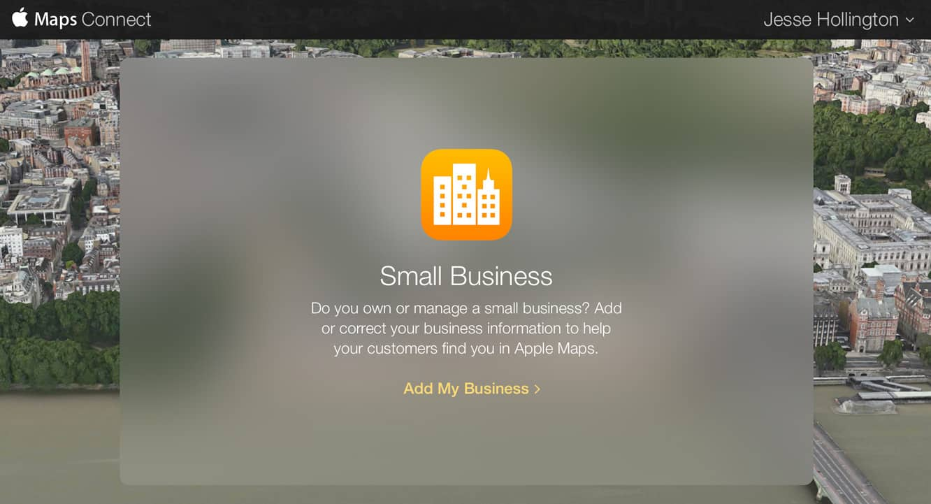 Apple's new Maps Connect lets businesses manage listings, request iBeacon indoor mapping