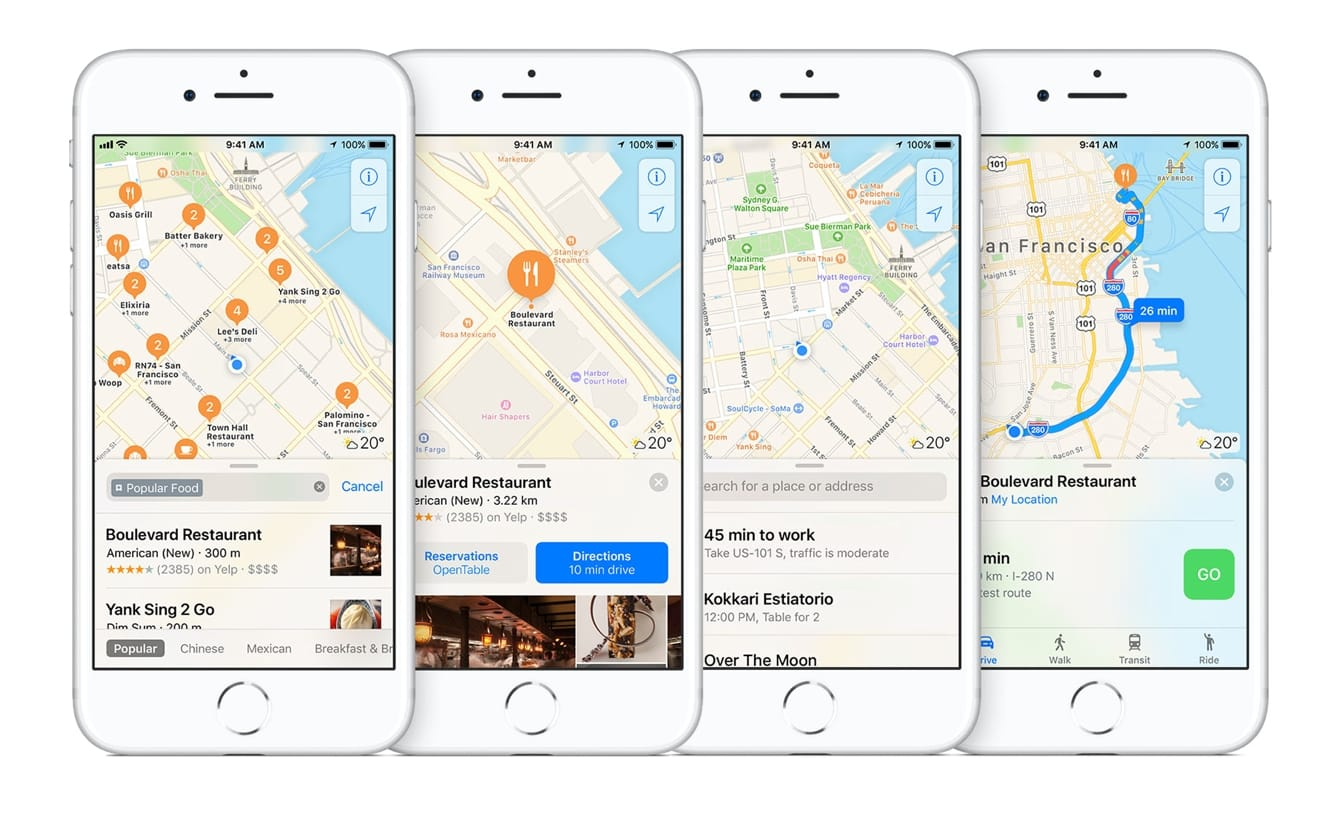 Apple explains technology behind Siri's ability to find local destinations