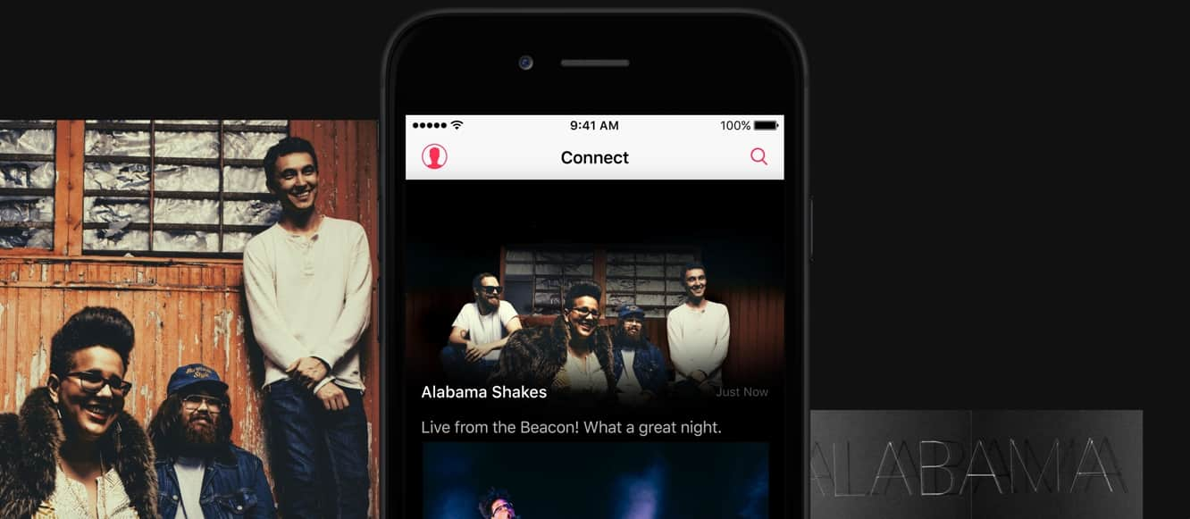 Apple Music Connect to take backseat in iOS 10?