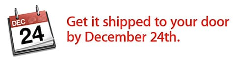 Apple offering free next-day holiday shipping