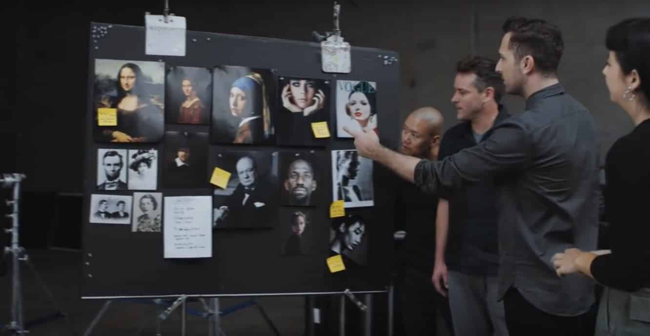 Apple posts video with behind-the-scenes look at Portrait Lighting