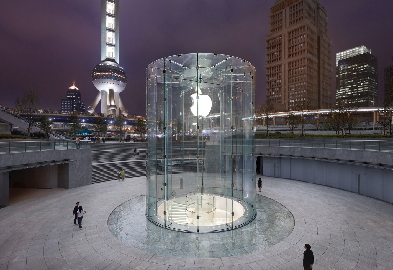 Apple announces two more R&D centers in China