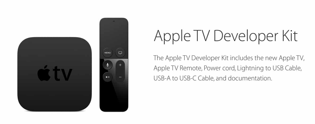 Apple making limited new Apple TV units available to registered developers