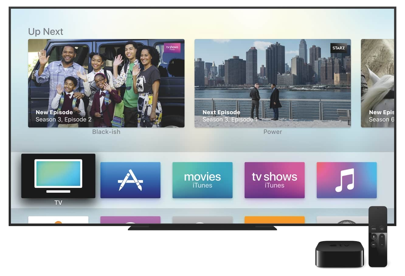 Apple adds new content services to Apple TV universal search and 'TV' app