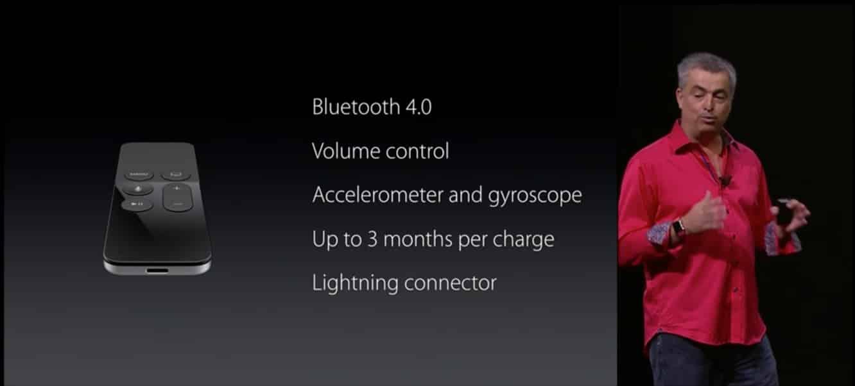 Apple debuts its new Apple TV
