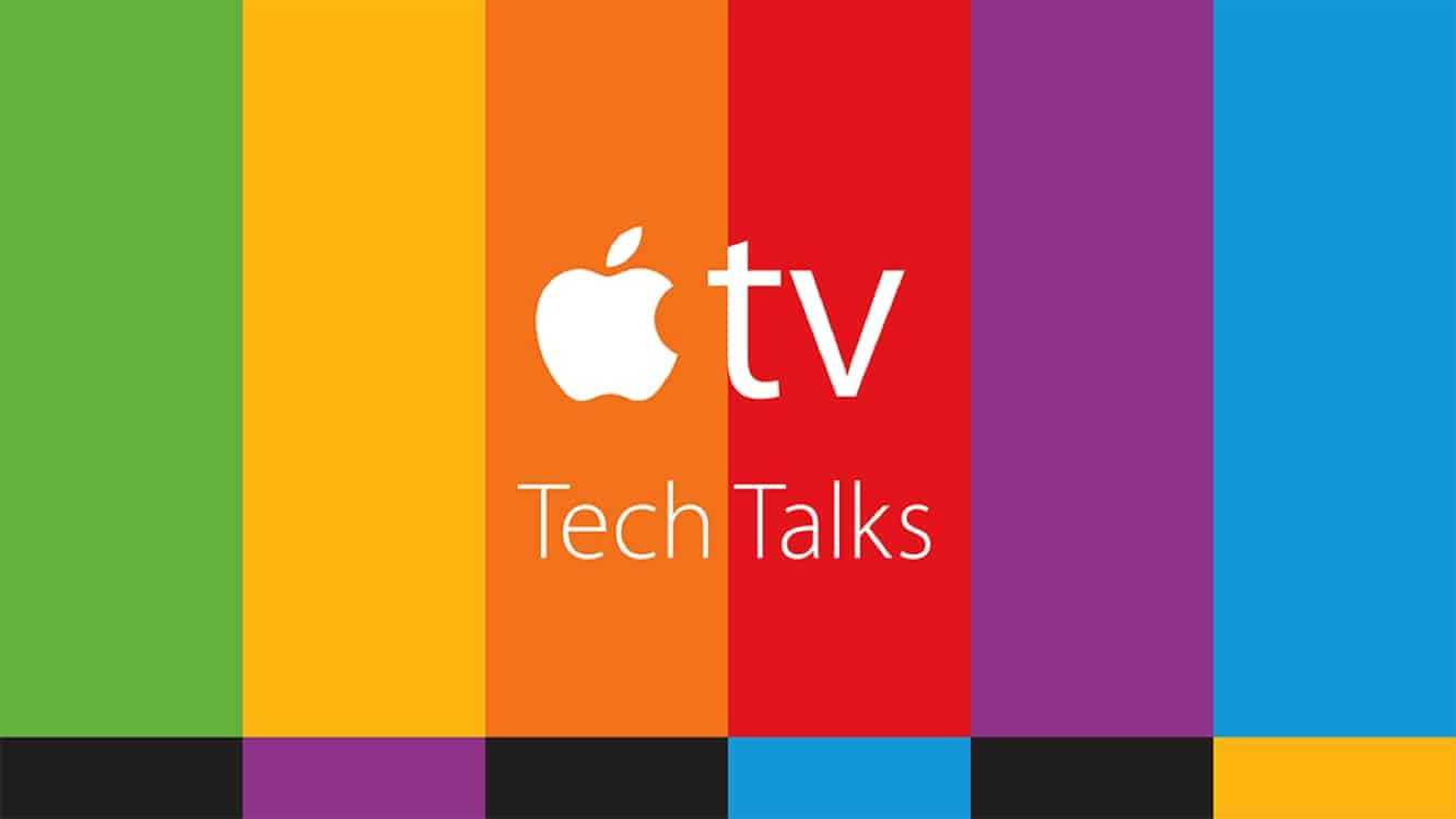Apple releases session videos from Apple TV Tech Talks