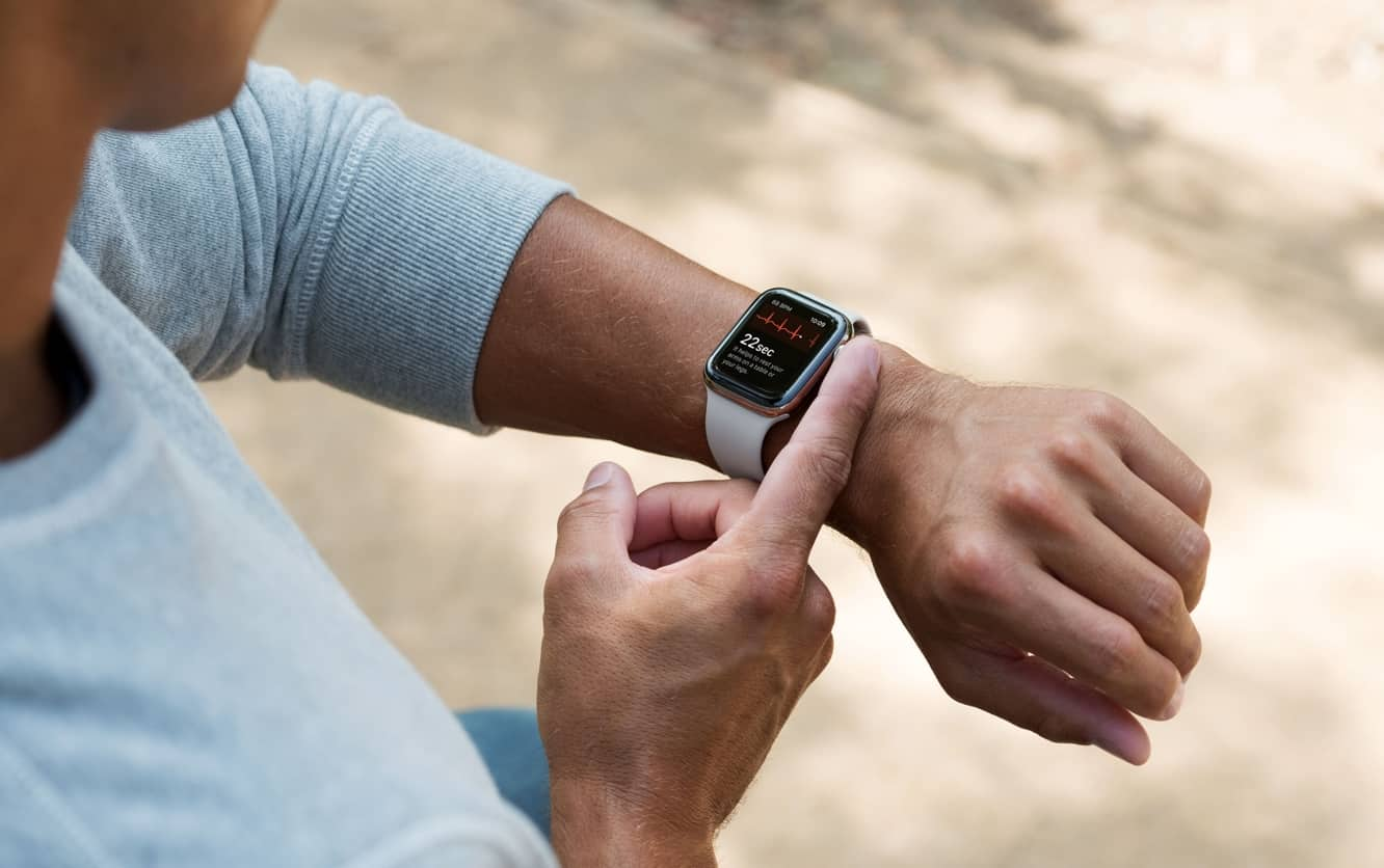 ECG feature reportedly coming to Apple Watch Series 4 with watchOS 5.1.2