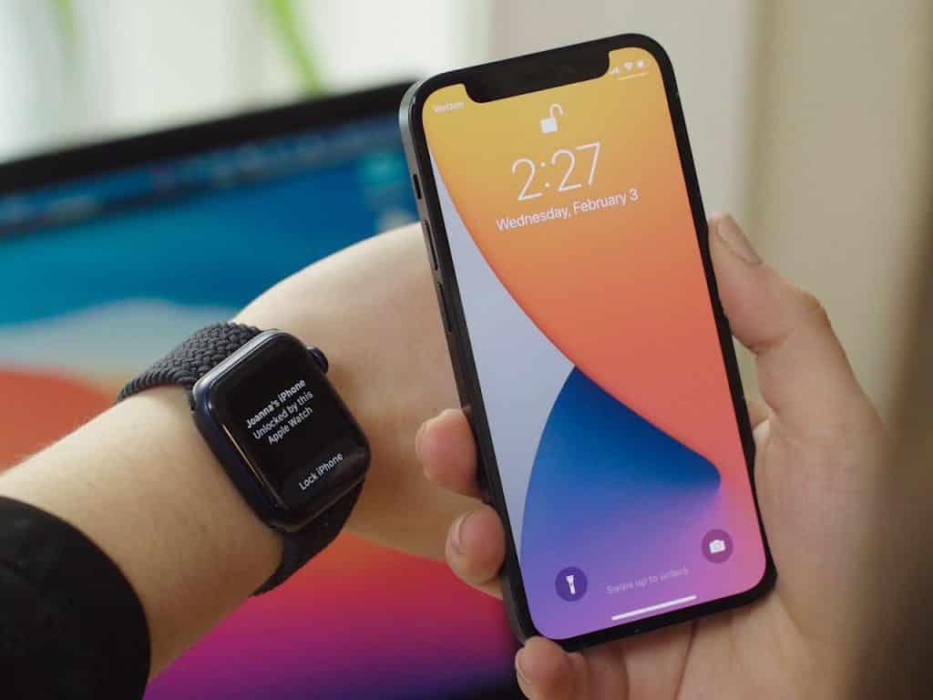 Unlock your iPhone using Apple Watch