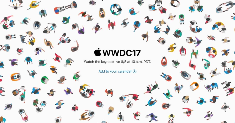 Apple announces Live Stream of WWDC 2017 Keynote