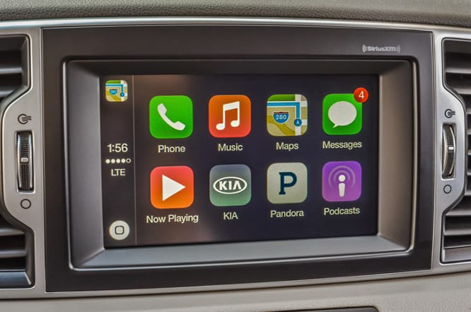Kia offering free CarPlay upgrades on some new and used models
