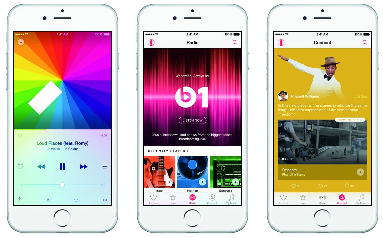 Apple to reveal 'sweeping changes' to Apple Music interface at WWDC