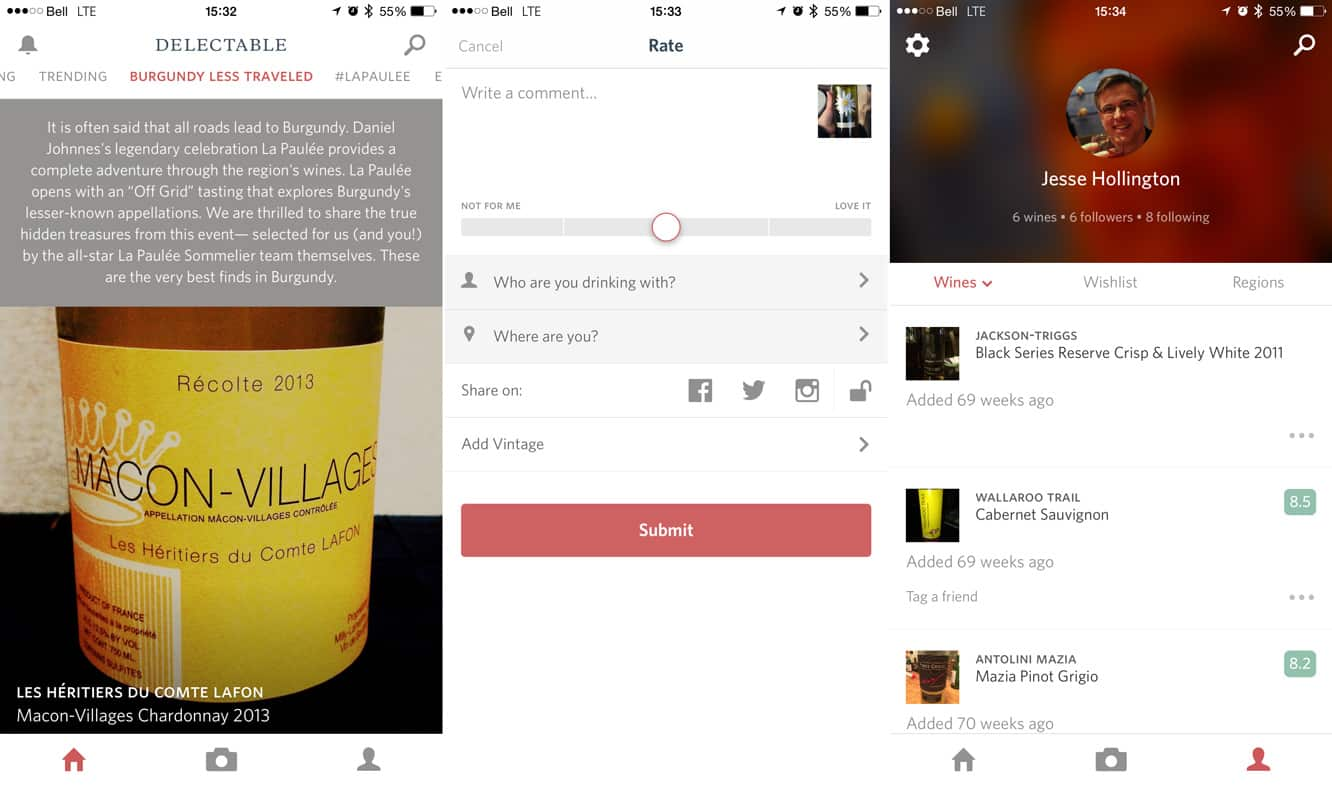 AG Drive, Delectable Wines, Google Maps + more