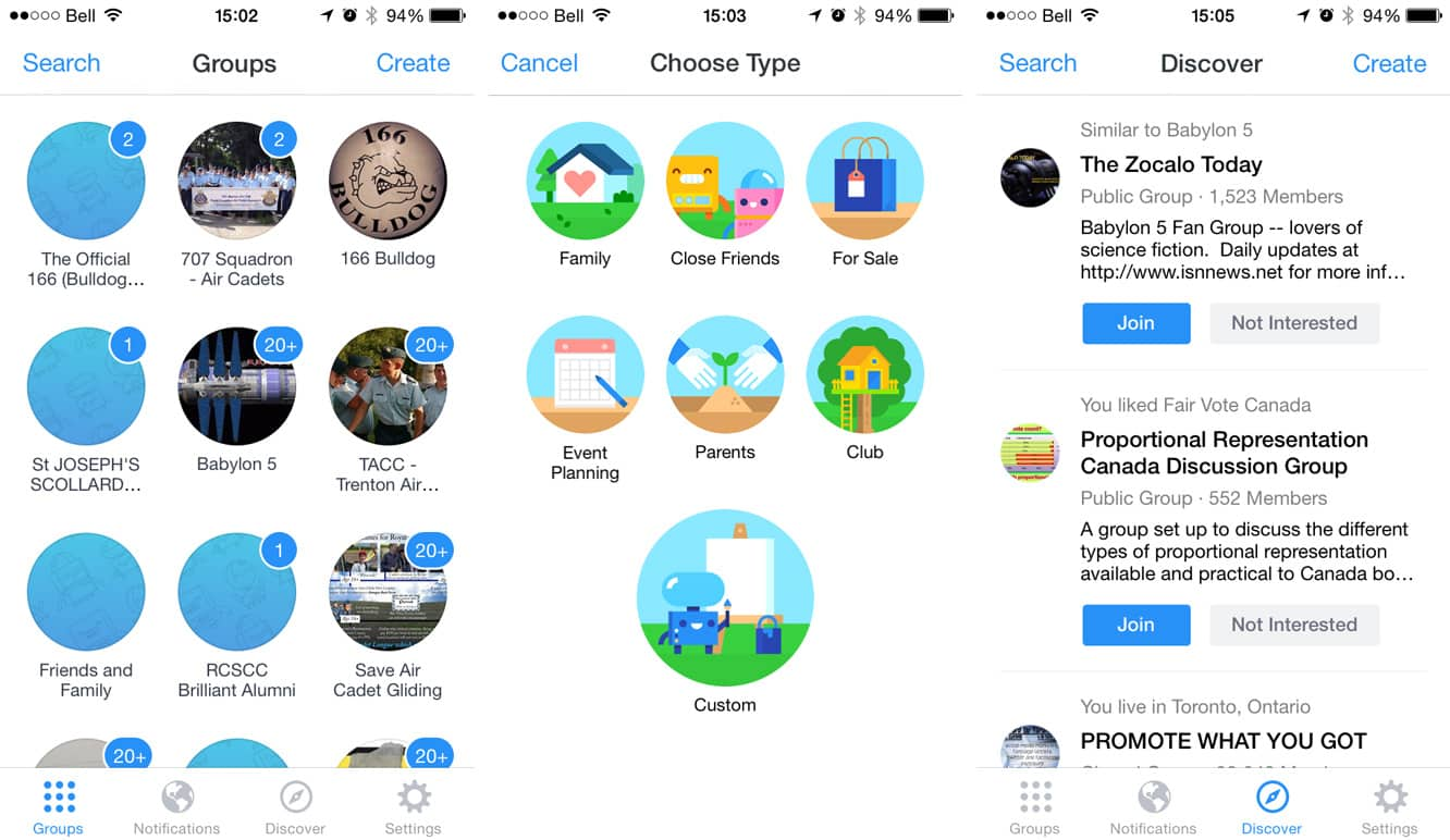Apps of the Week: The Longest Journey Remastered, Facebook Groups, Dropbox 3.5.2 + Runkeeper 5.1