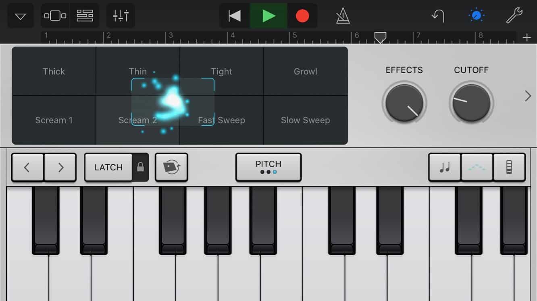 GarageBand 2.2 adds Logic Pro X integration, Alchemy synth, Multi-Take Recording