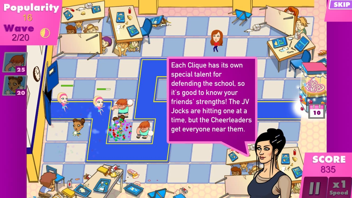 Microsoft Outlook, Timeline, Mean Girls: The Game + more