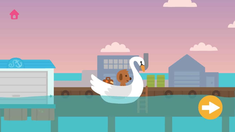 Epic Eric, Geometry Wars 3, Sago Mini Boats, Google Drive + Transit App