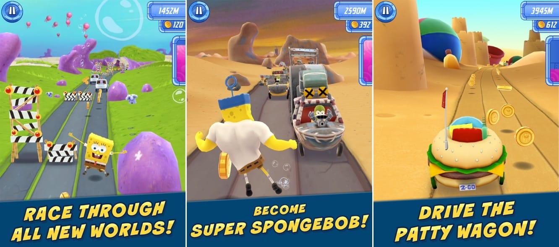 The Lego Movie Video Game, Rocket Cars, SpongeBob: Sponge on the Run, 1Password 5.2 + more