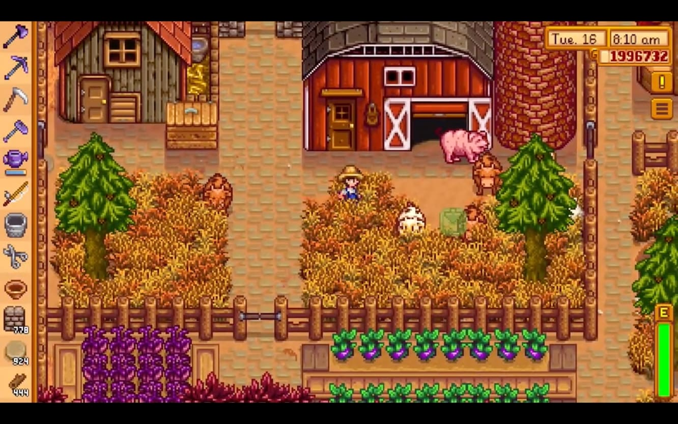 Award-winning farming RPG 'Stardew Valley' now available on iOS