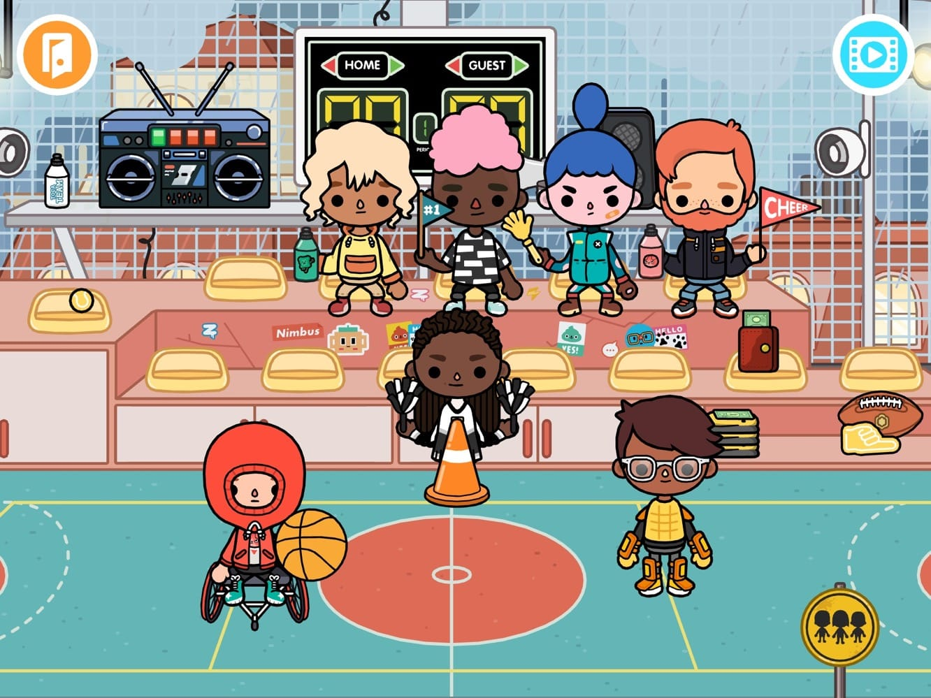 iLounge Game Spotlight: Toca Life: After School