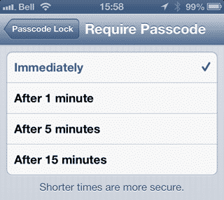 Cannot Turn Off Passcode Lock on iPhone or iPad