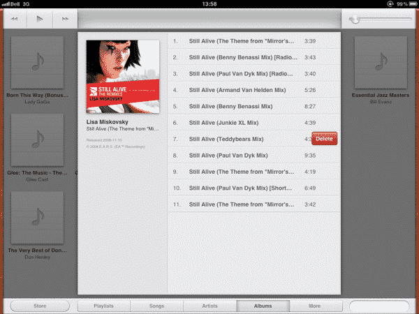 Songs downloaded on iPad keep transferring back to iTunes