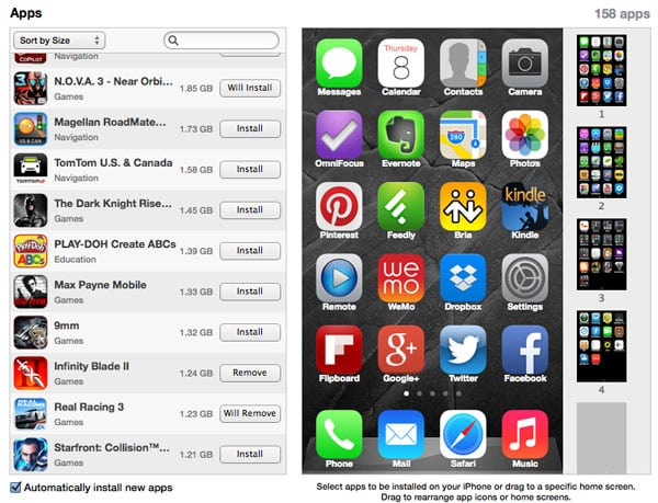 Using apps from multiple accounts on a single iOS device