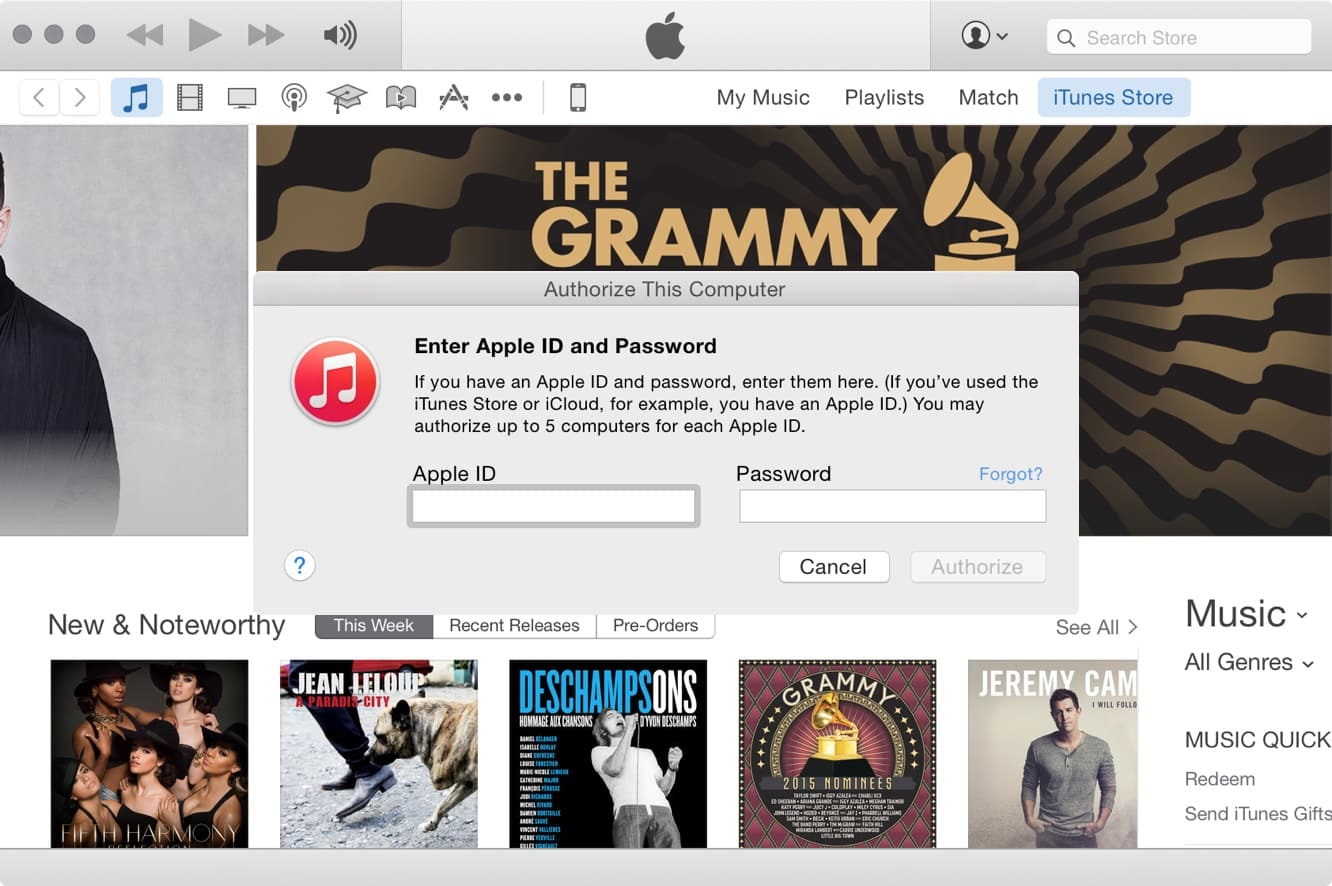 How do I consolidate iTunes purchases into a single account?