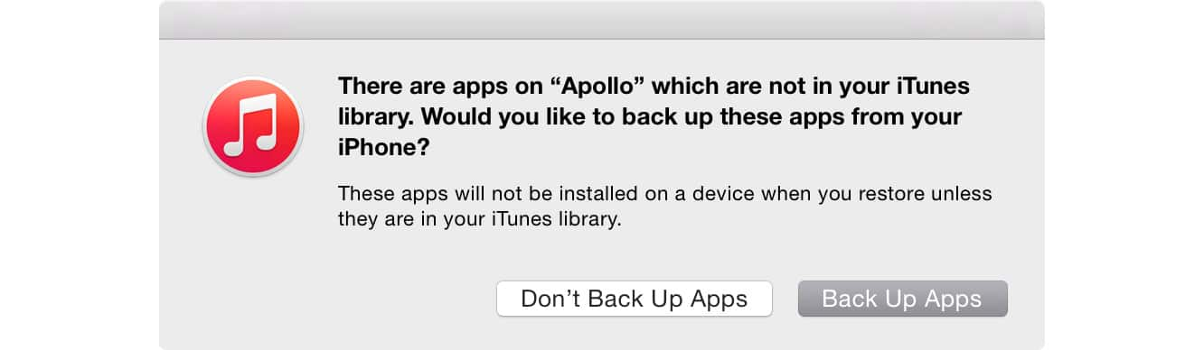 Can I transfer the existing version of an app to my new iPhone?