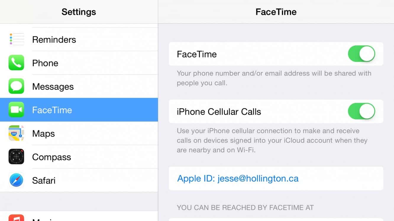How do I keep my iPhone calls from ringing on my Mac?