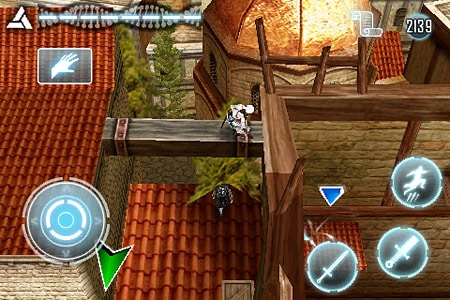Gameloft previews Assassin's Creed for iPhone, iPod touch