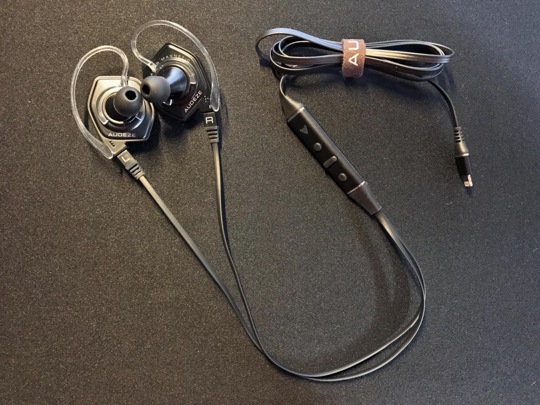Review: Audeze iSine10 In-Ear Headphones
