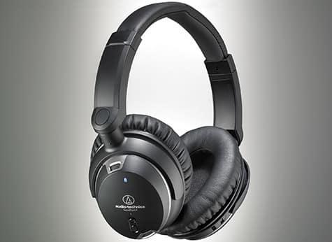 Audio-Technica debuts ATH-ANC9 noise-canceling headphones
