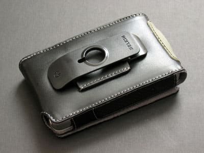 Review: Belkin Flip and Kickstand Leather Cases for 5G iPod