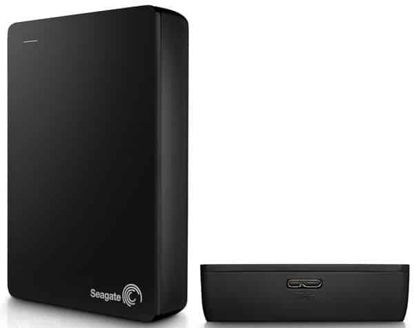 Seagate Backup Plus Fast Portable Drive
