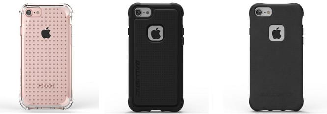 Case makers roll out their iPhone 7/iPhone 7 Plus offerings