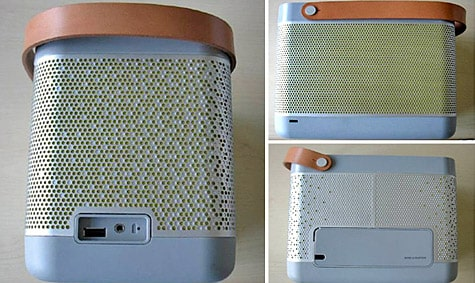 Bang & Olufsen AirPlay speaker leaked by FCC